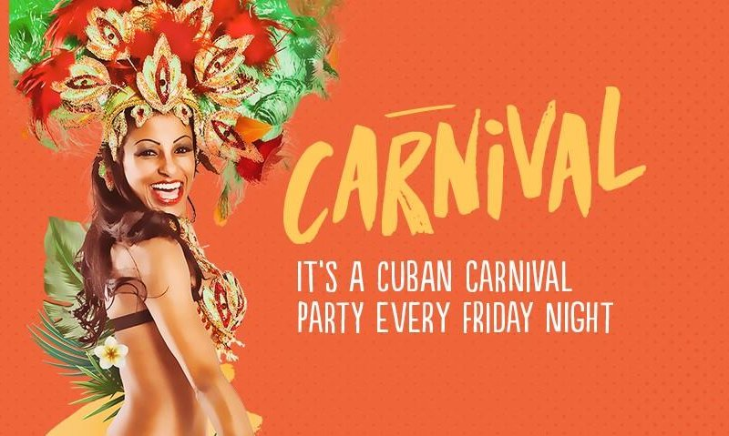 Carnival At The Cuban